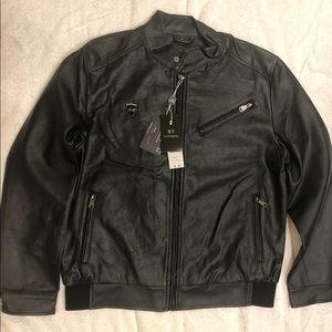 Bv Clothing Jackets Coats Leather Jacket New Collection 220 Bv Clothing Poshmark